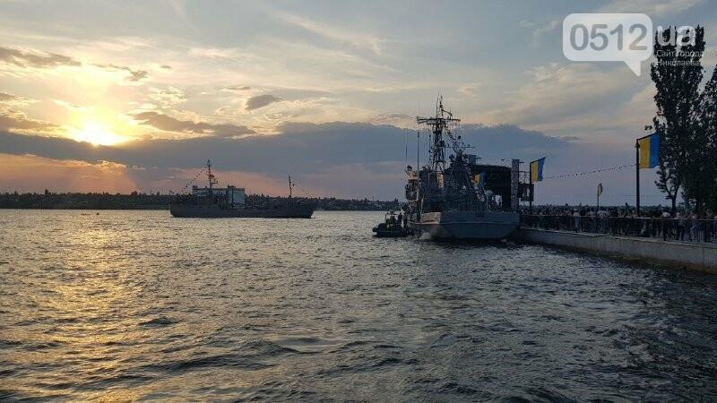 В Николаеве громко отметили день ВМС Украины, - ФОТО, ВИДЕО, фото-6