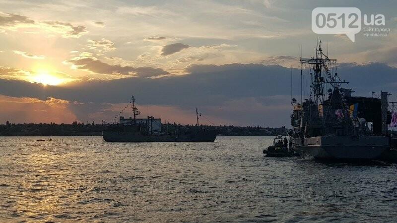 В Николаеве громко отметили день ВМС Украины, - ФОТО, ВИДЕО, фото-13