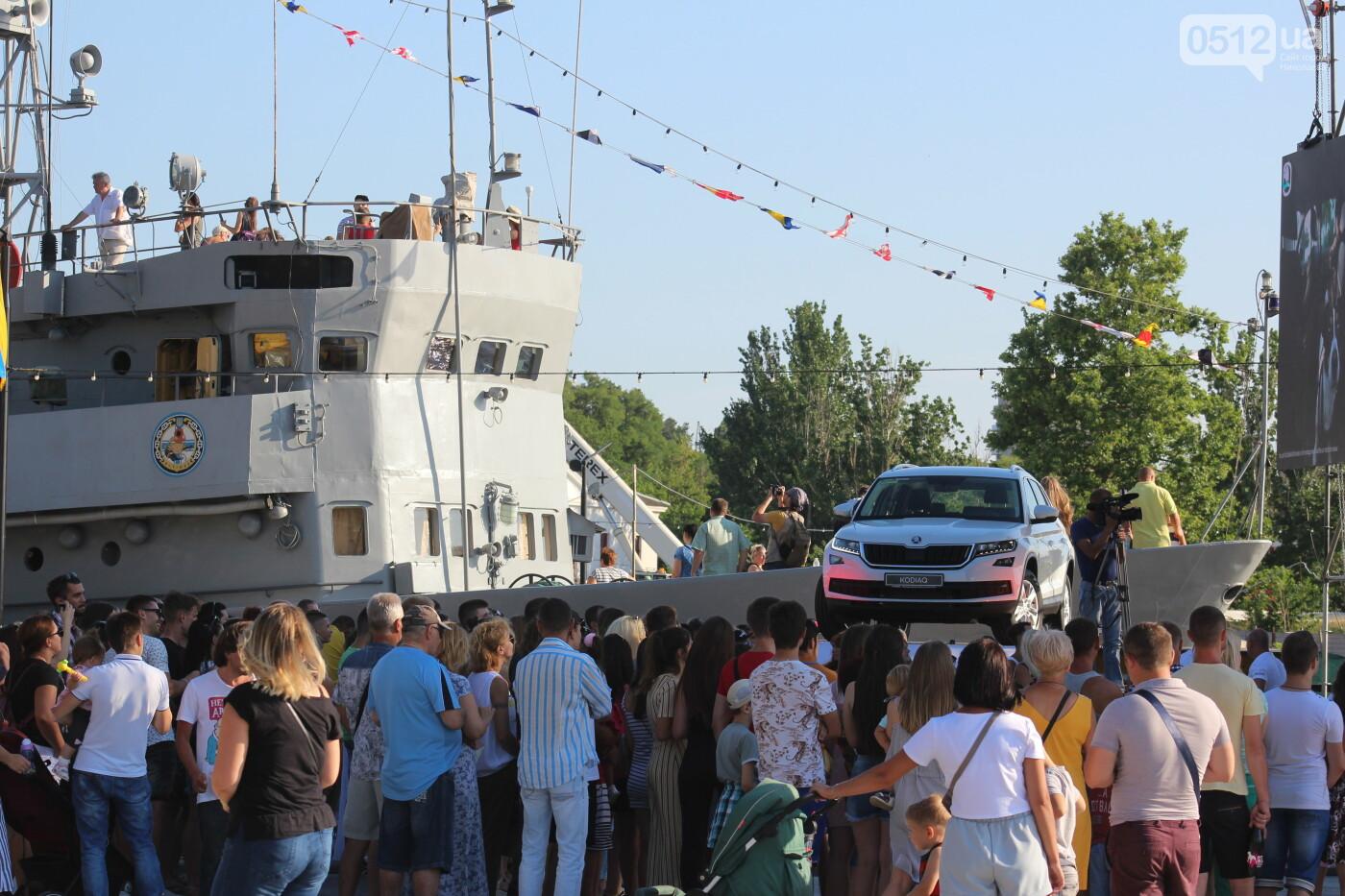В Николаеве громко отметили день ВМС Украины, - ФОТО, ВИДЕО, фото-24