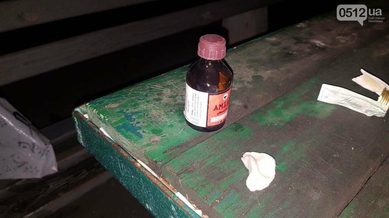 Ночью в Николаеве мужчине стало плохо после выпитого - пришлось вызывать скорую, - ФОТО, ВИДЕО, фото-6