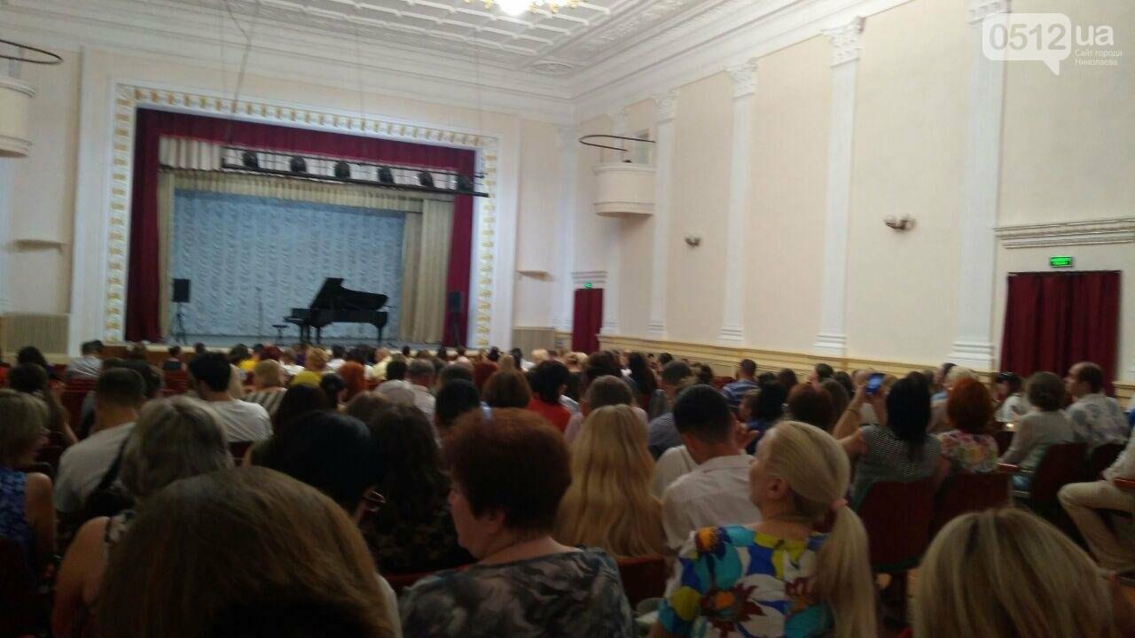 В Николаеве состоялся концерт самого быстрого пианиста в мире Любомира Мельника , фото-1