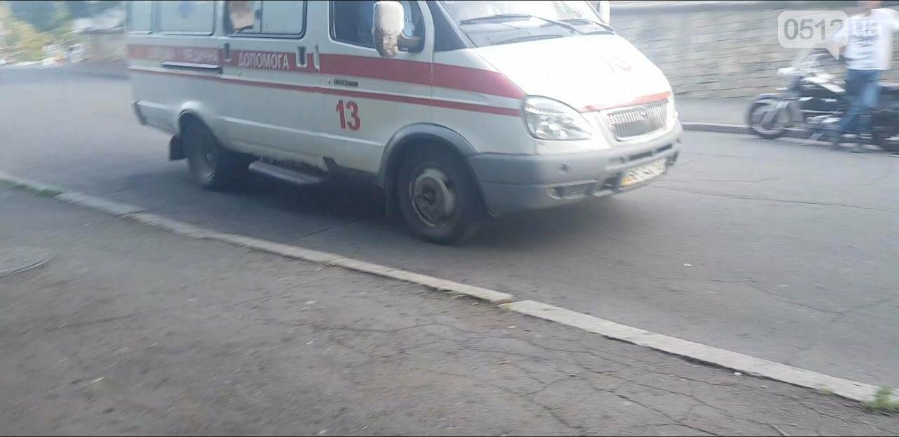 В Николаеве на спуске с верхнего БАМа ребенок упал с самоката,- ФОТО, ВИДЕО, фото-2