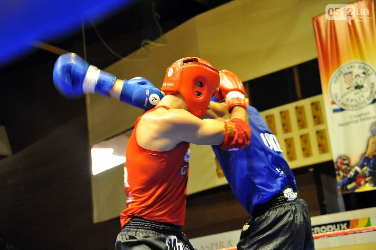 Секция тайского бокса Николая Ширяева
