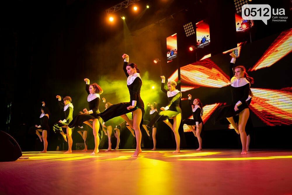 """""""DEEP FORCE"""" -  профессиональная студия современного танца в городе Николаеве"""