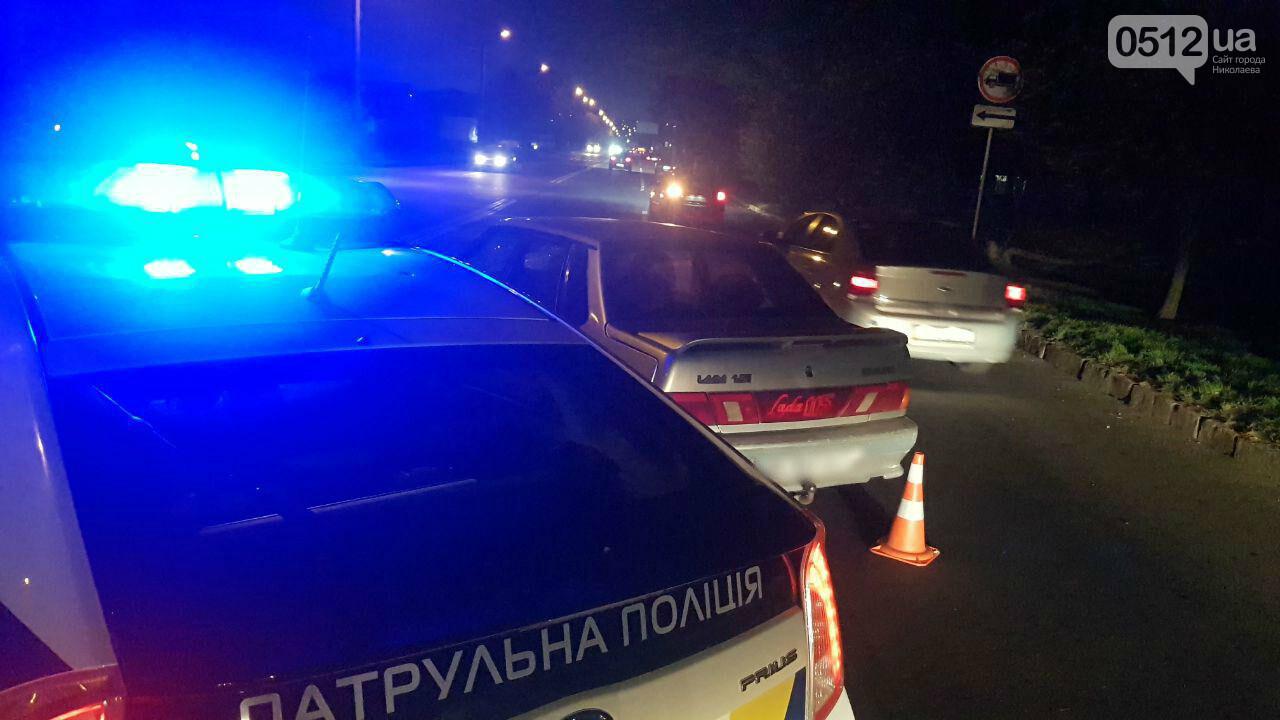 """В Николаеве """"ВАЗ"""" сбил на переходе пешехода, - ФОТО, ВИДЕО , фото-2"""
