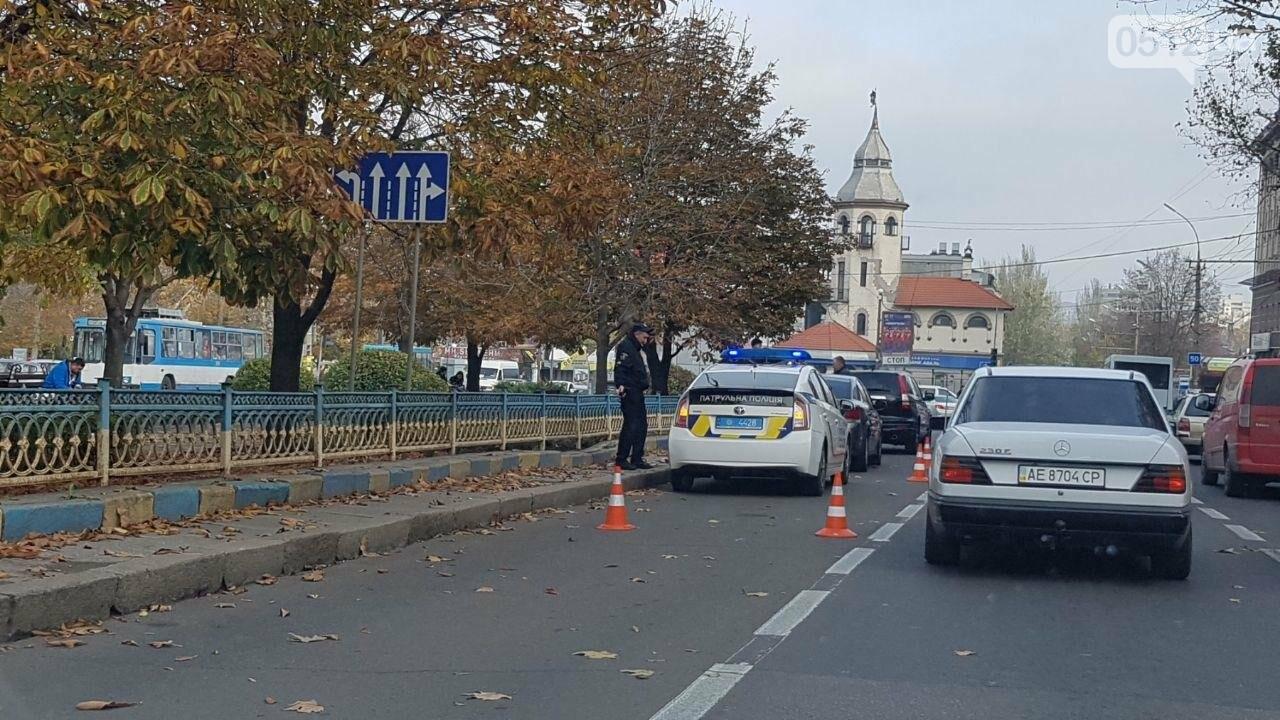 В Николаеве на Центральном проспекте столкнулись две иномарки, - ФОТО, фото-3