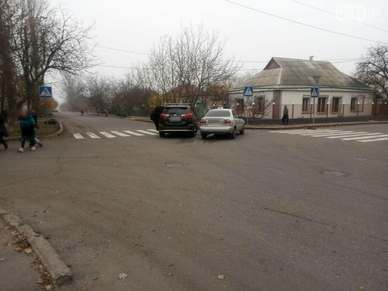 "В Николаеве столкнулись ""Toyota"" и ""Daewoo Lanos"", - ФОТО , фото-4"