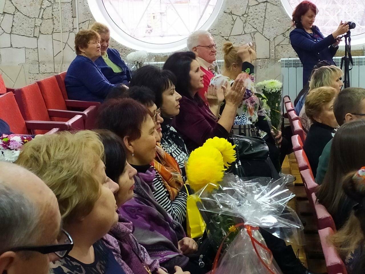 В Николаеве прошел творческий вечер известной писательницы Марущак, - ФОТО, фото-5