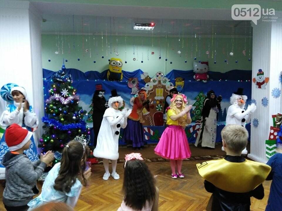 Николаевские второклассники приняли участие в спектакле «Чудеса на фабрике Деда Мороза», фото-2