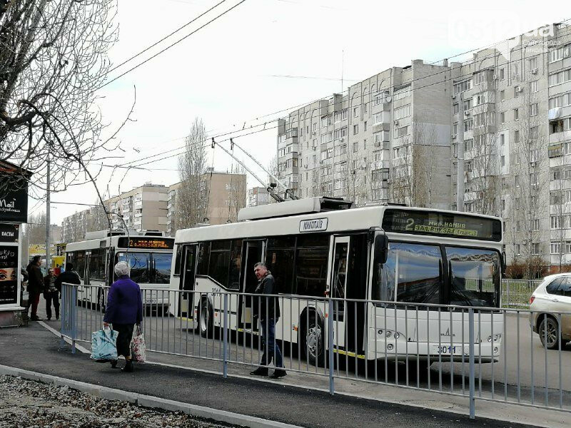 Как будут ездить трамваи и троллейбусы в праздничные дни в Николаеве: график движения, фото-2