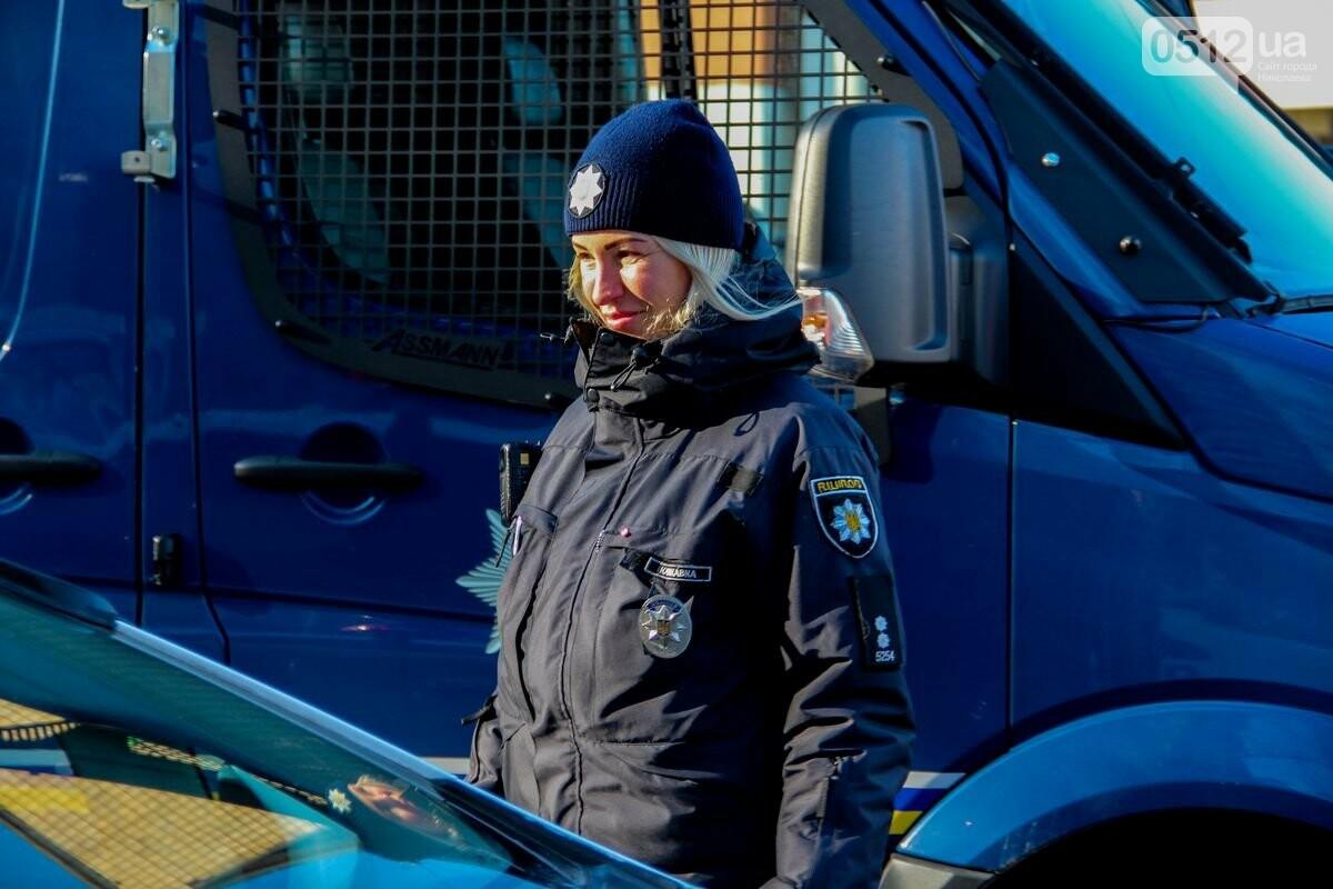 Николаевские патрульные традиционно отметили Рождество с горожанами, - ФОТОРЕПОРТАЖ, фото-7