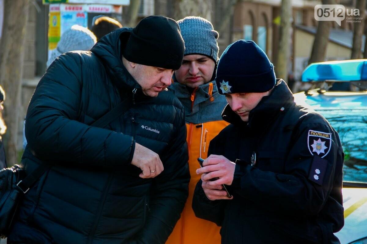 Николаевские патрульные традиционно отметили Рождество с горожанами, - ФОТОРЕПОРТАЖ, фото-14