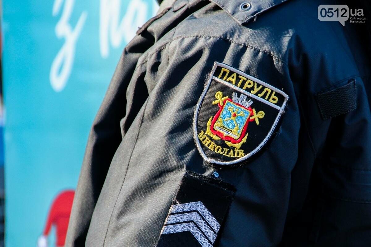 Николаевские патрульные традиционно отметили Рождество с горожанами, - ФОТОРЕПОРТАЖ, фото-17