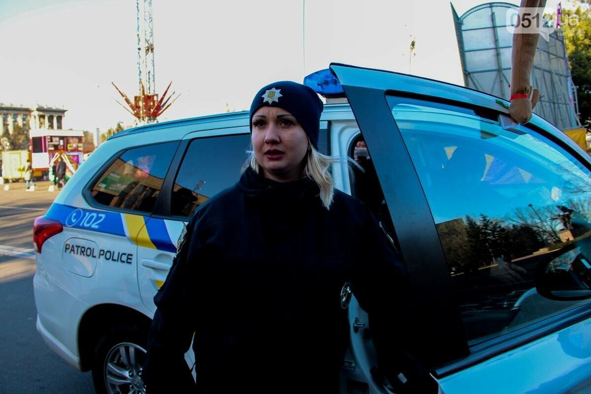 Николаевские патрульные традиционно отметили Рождество с горожанами, - ФОТОРЕПОРТАЖ, фото-22