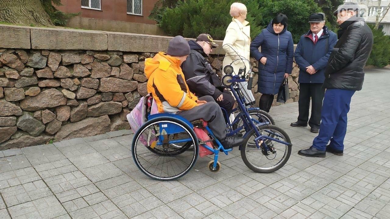 Четырем николаевским общинам передали спецавтомобили для людей с инвалидностью, - ФОТО, фото-7