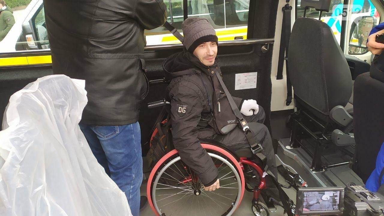 Четырем николаевским общинам передали спецавтомобили для людей с инвалидностью, - ФОТО, фото-9