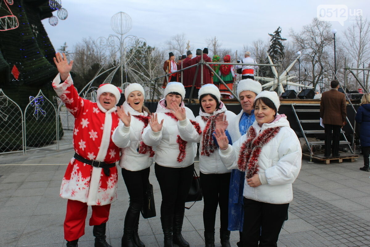 В Николаеве с колядками народных коллективов прошел Рождественский фестиваль, - ФОТО, фото-16