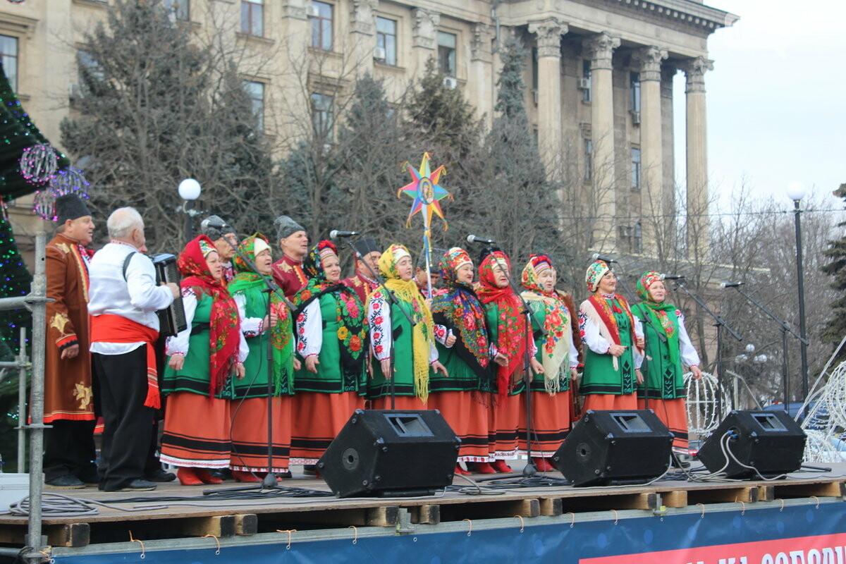 В Николаеве с колядками народных коллективов прошел Рождественский фестиваль, - ФОТО, фото-17