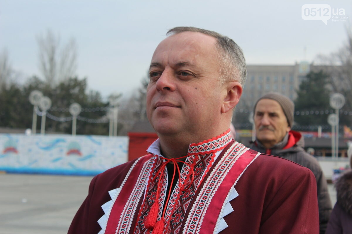 В Николаеве с колядками народных коллективов прошел Рождественский фестиваль, - ФОТО, фото-12
