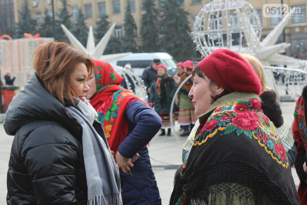 В Николаеве с колядками народных коллективов прошел Рождественский фестиваль, - ФОТО, фото-14