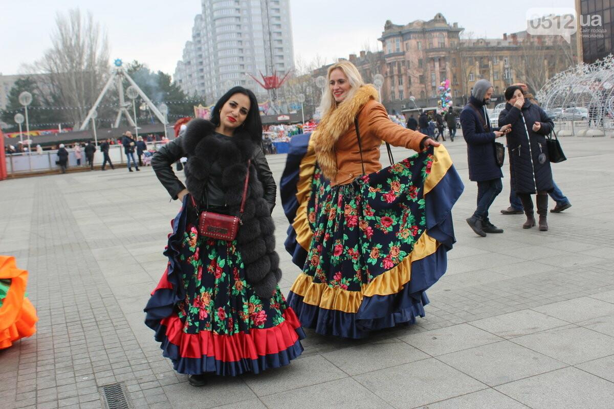 В Николаеве с колядками народных коллективов прошел Рождественский фестиваль, - ФОТО, фото-10