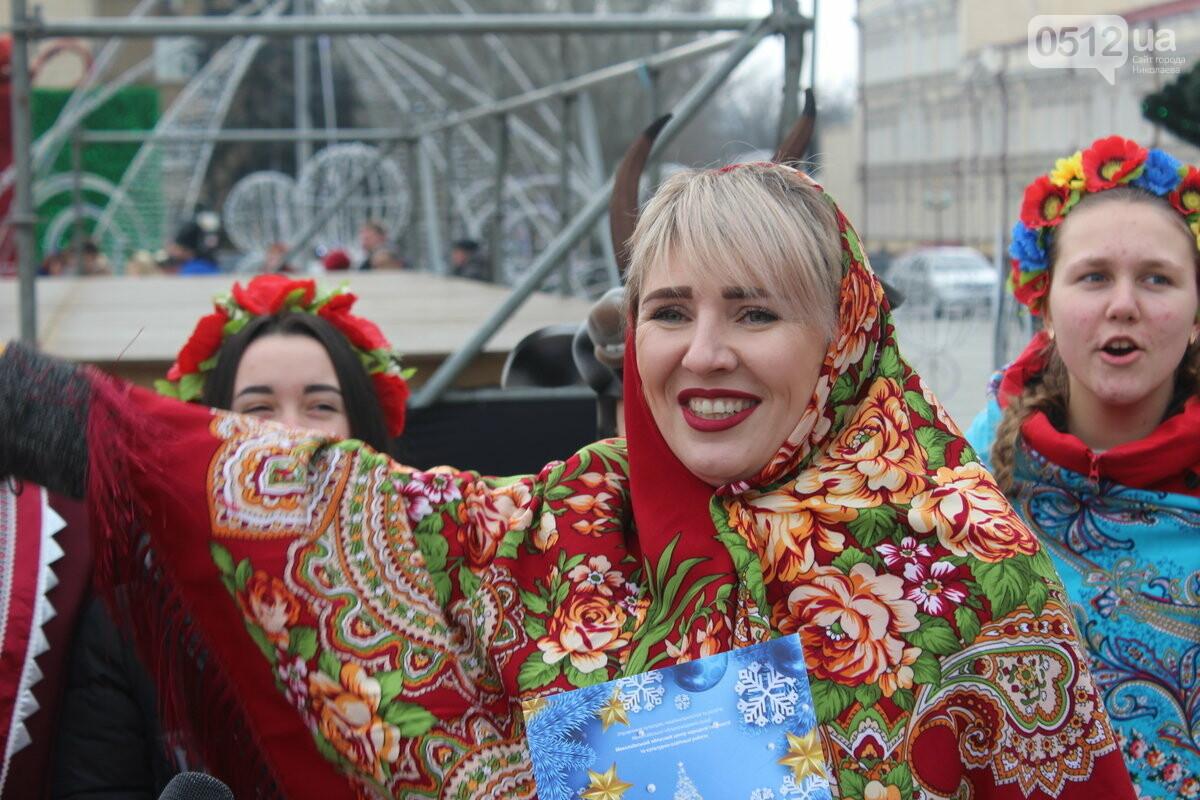 В Николаеве с колядками народных коллективов прошел Рождественский фестиваль, - ФОТО, фото-7