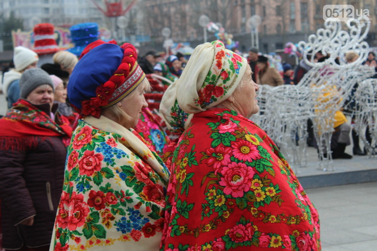 В Николаеве с колядками народных коллективов прошел Рождественский фестиваль, - ФОТО, фото-6