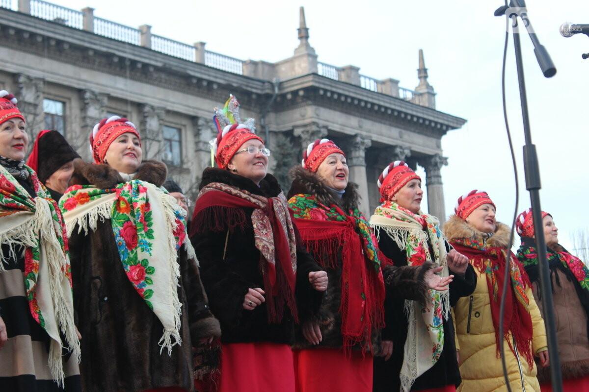 В Николаеве с колядками народных коллективов прошел Рождественский фестиваль, - ФОТО, фото-2