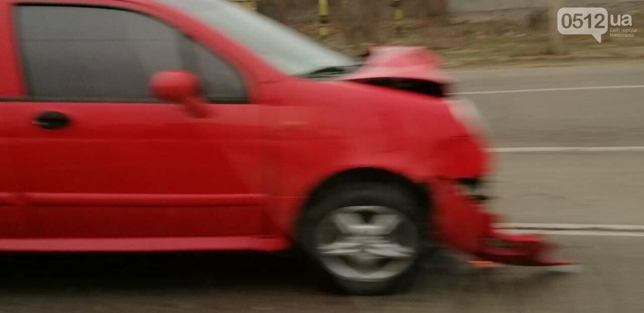 В Николаеве на перегоне Daewoo влетел в Volkswagen, - ФОТО, фото-3
