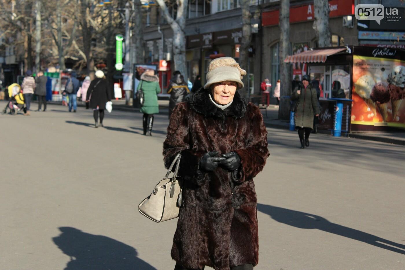 Всемирный день объятий: николаевские журналисты решили порадовать случайных прохожих, - ФОТО, фото-6