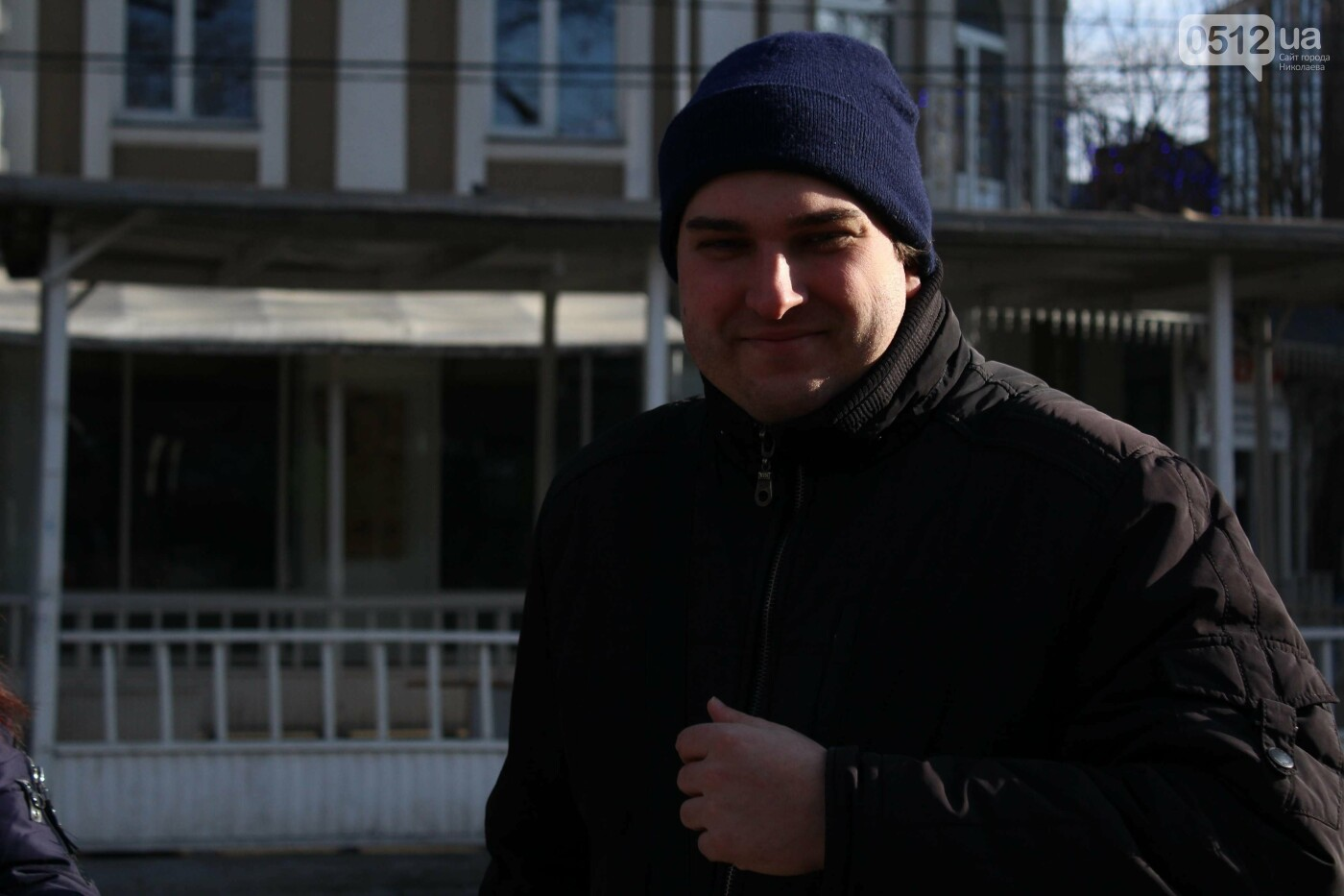 Всемирный день объятий: николаевские журналисты решили порадовать случайных прохожих, - ФОТО, фото-15