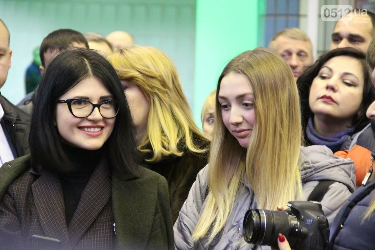 Визит спикера Верховной Рады Разумкова в Николаев, - ФОТОРЕПОРТАЖ, фото-26