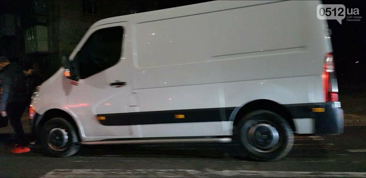 В Николаеве на Карпенко микроавтобус въехал в Opel, - ФОТО, фото-5