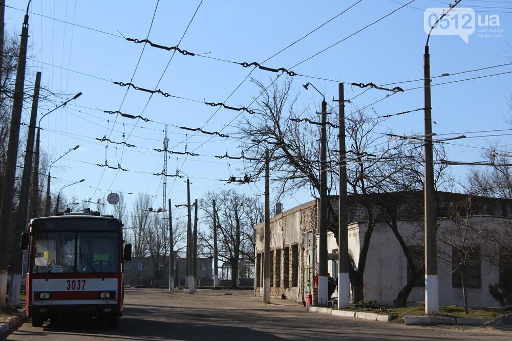 Как и чем живет троллейбусное депо в Николаеве, - ФОТОРЕПОРТАЖ, фото-3