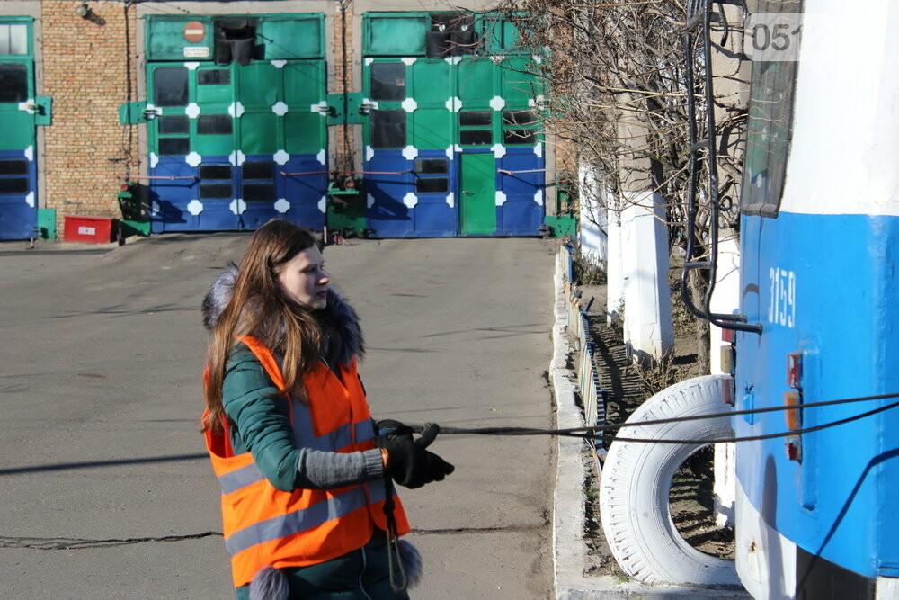 Как и чем живет троллейбусное депо в Николаеве, - ФОТОРЕПОРТАЖ, фото-2