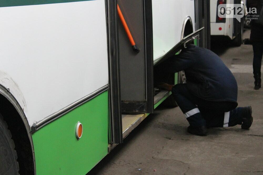 Как и чем живет троллейбусное депо в Николаеве, - ФОТОРЕПОРТАЖ, фото-9