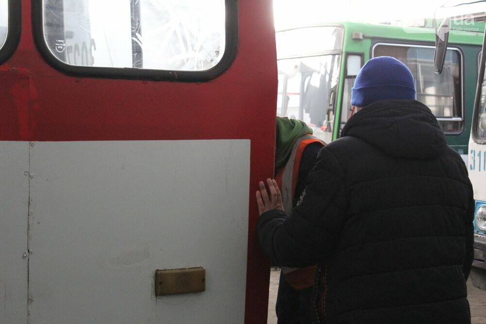 Как и чем живет троллейбусное депо в Николаеве, - ФОТОРЕПОРТАЖ, фото-7