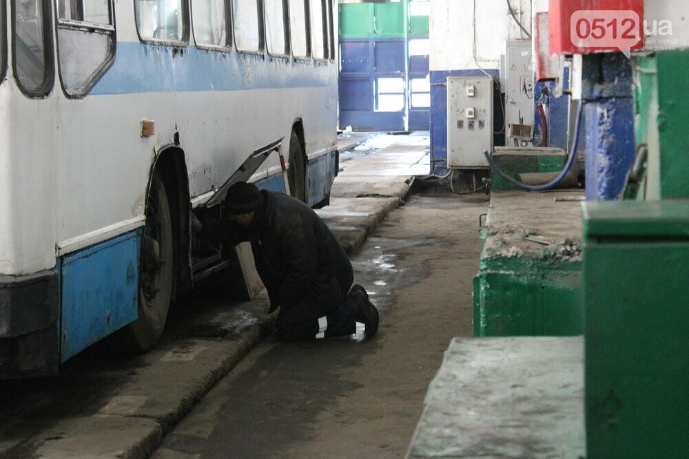 Как и чем живет троллейбусное депо в Николаеве, - ФОТОРЕПОРТАЖ, фото-11
