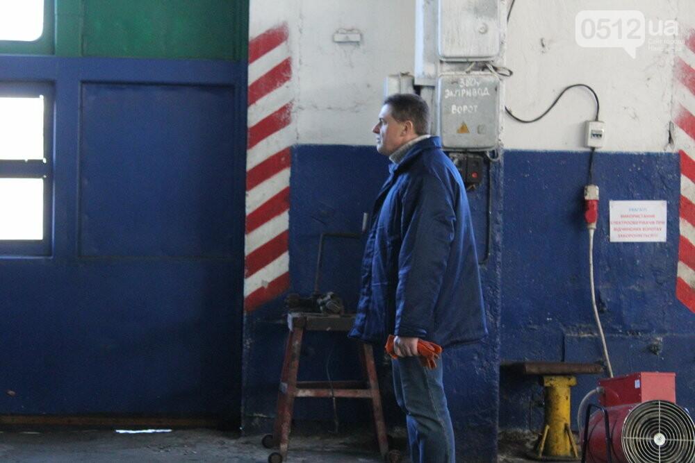 Как и чем живет троллейбусное депо в Николаеве, - ФОТОРЕПОРТАЖ, фото-12