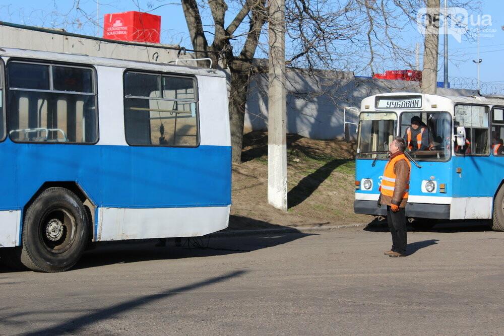 Как и чем живет троллейбусное депо в Николаеве, - ФОТОРЕПОРТАЖ, фото-17