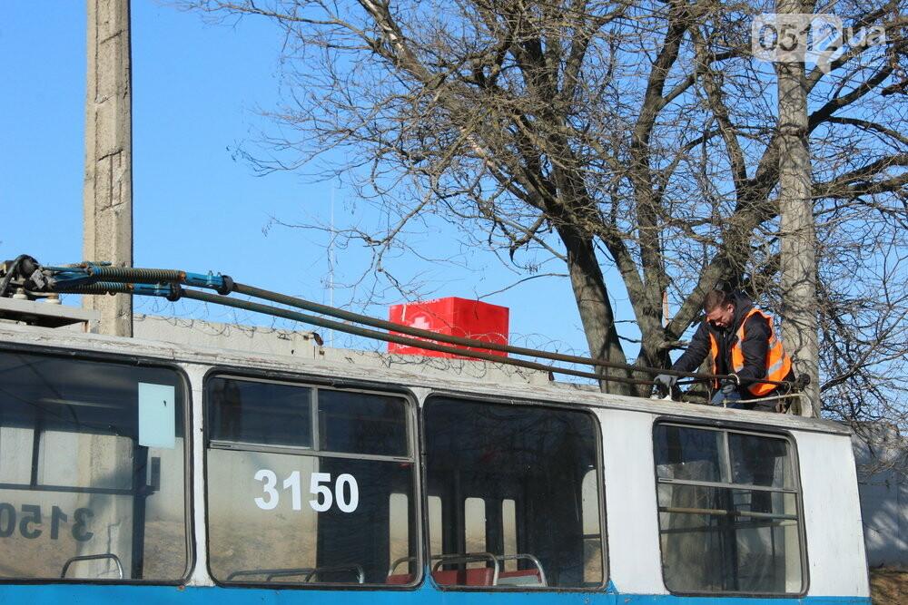 Как и чем живет троллейбусное депо в Николаеве, - ФОТОРЕПОРТАЖ, фото-19