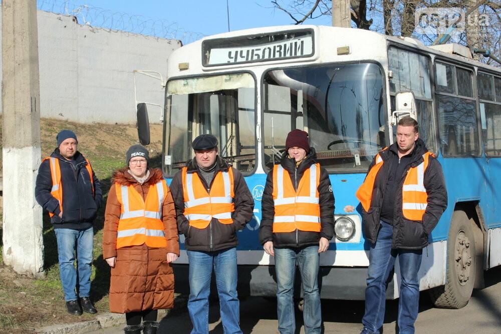 Как и чем живет троллейбусное депо в Николаеве, - ФОТОРЕПОРТАЖ, фото-14