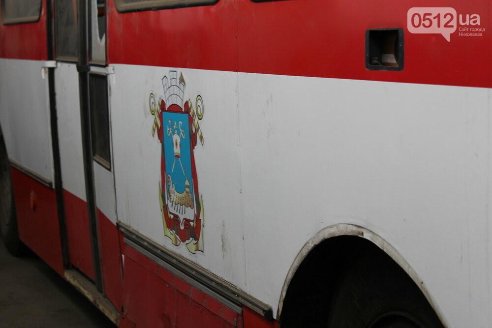 Как и чем живет троллейбусное депо в Николаеве, - ФОТОРЕПОРТАЖ, фото-20