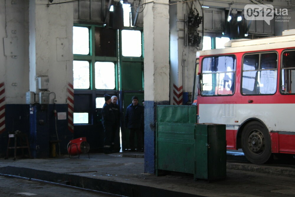 Как и чем живет троллейбусное депо в Николаеве, - ФОТОРЕПОРТАЖ, фото-24