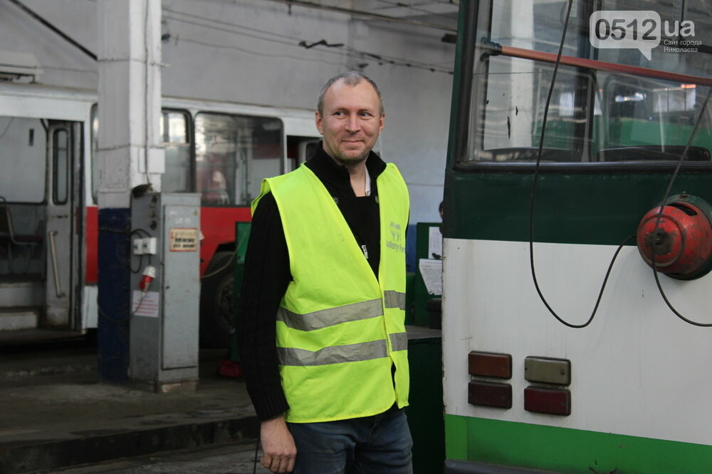 Как и чем живет троллейбусное депо в Николаеве, - ФОТОРЕПОРТАЖ, фото-22
