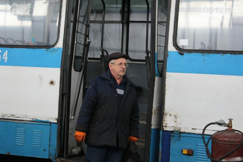 Как и чем живет троллейбусное депо в Николаеве, - ФОТОРЕПОРТАЖ, фото-21