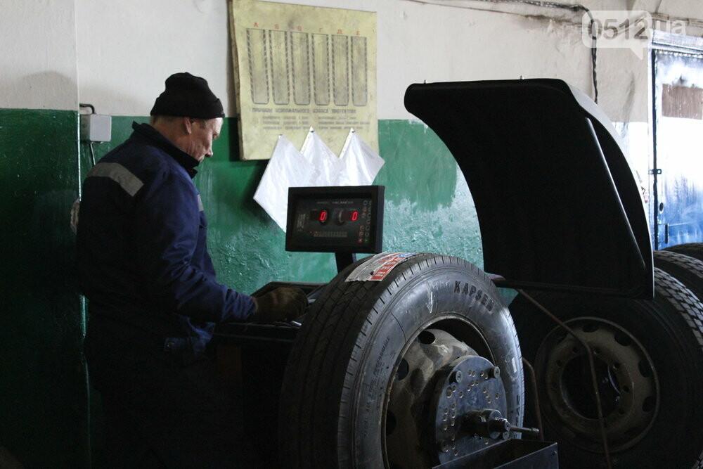 Как и чем живет троллейбусное депо в Николаеве, - ФОТОРЕПОРТАЖ, фото-27