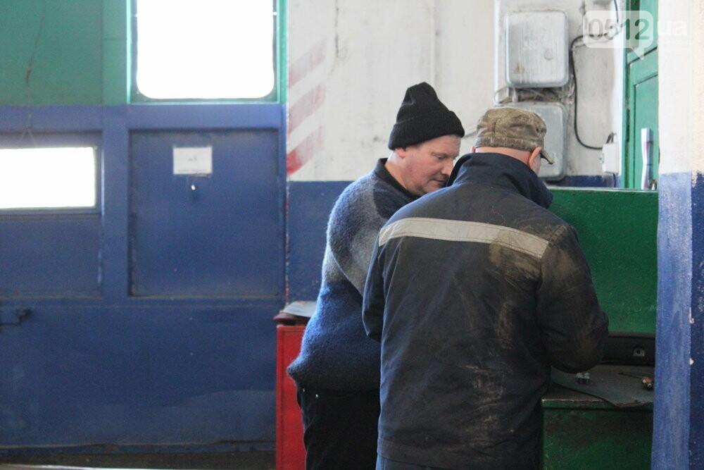 Как и чем живет троллейбусное депо в Николаеве, - ФОТОРЕПОРТАЖ, фото-28