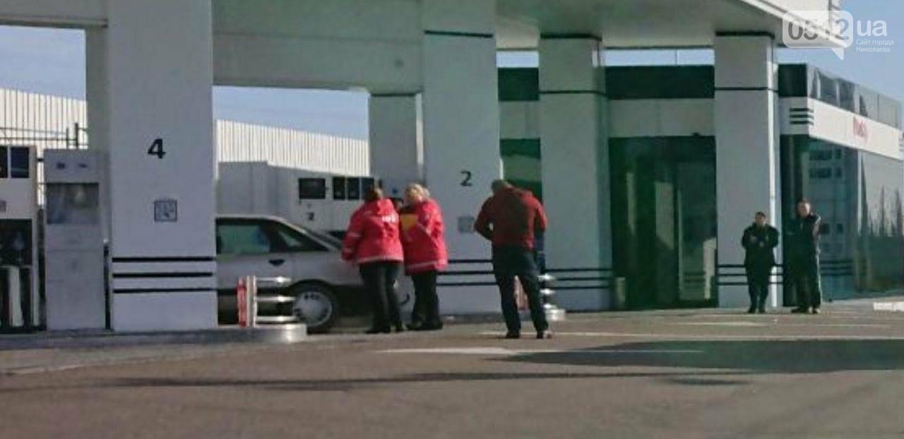 В Николаеве за рулем автомобиля умер водитель, - ФОТО, фото-1