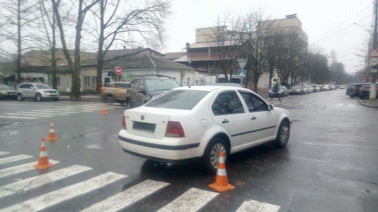В центре Николаева на перекрестке столкнулись три автомобиля, - ФОТО, фото-2